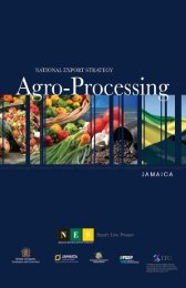 Agro Processing Strategy