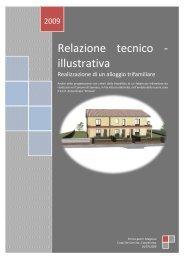Relazione tecnico - illustrativa - Archilovers