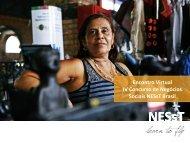 Encontro Virtual IV Concurso de Negócios Sociais NESsT Brasil