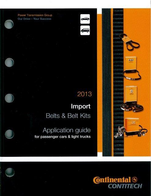 ContiTech TB235K1 Timing Belt Tensioner Kit