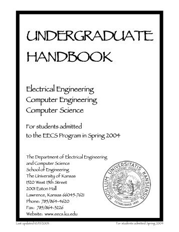 Spring 2004 Handbook - Electrical Engineering and Computer ...