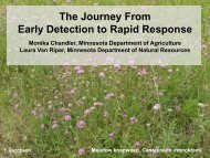 The Journey From Early Detection to Rapid Response