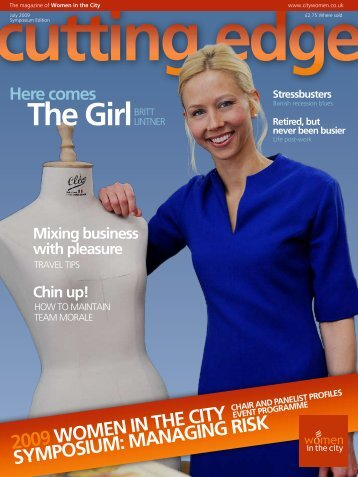 The Symposium edition - Women in The City