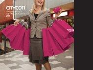 Citycon vuosikertomus ja vastuullisuusraportti 2011 (pdf)
