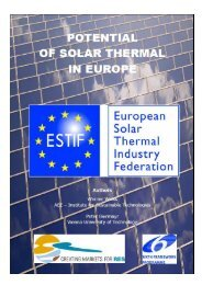 Jobs in Solar Thermal in Germany - European Renewable Energy ...