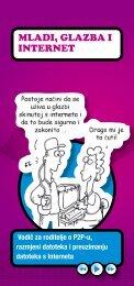 MLADI, GLAZBA I INTERNET - Kidsmart