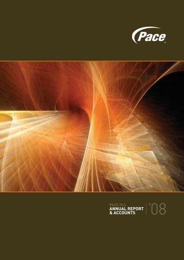 Download PDF - Pace