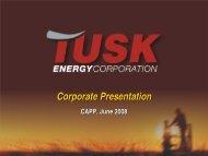 Corporate Presentation - Rational Investing