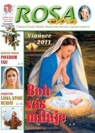 M-ROSA 11/2011 - Magnificat