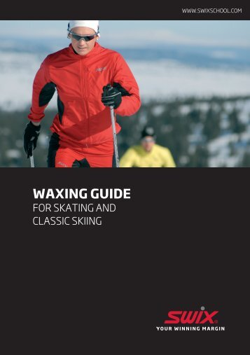 WAXING GUIDE