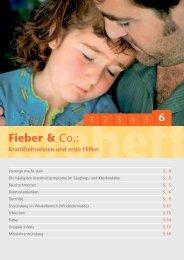 Infoheft 6: Krankheitswissen - Rhein-Erft-Kreis