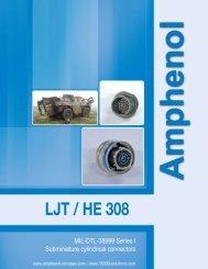LJT/HE308 - Amphenol Socapex