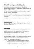 Teknikförvaltningens krisledningsplan - Enköping - Page 3