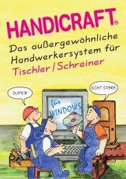 Handwerkersystem für Tischler/Schreiner