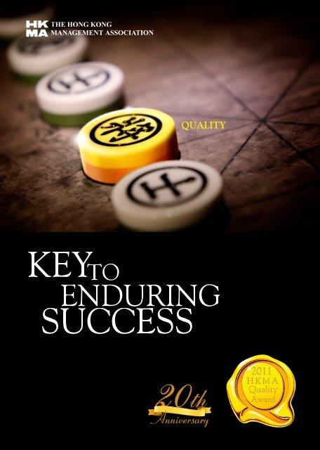 Quality Award Brochure 2011-a4.p65 - Hong Kong Management ...