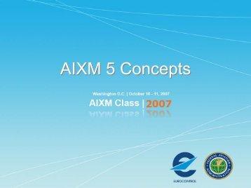 2 AIXM 5 Concepts