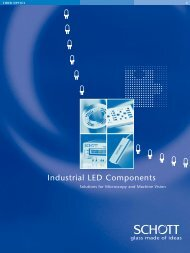 Industrial LED Components - BRSL