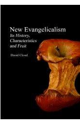 New Evangelicalism - Way of Life Literature