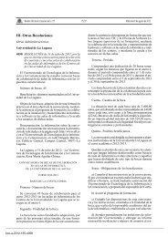 Solicitud - Oficina de Software Libre - Universidad de La Laguna