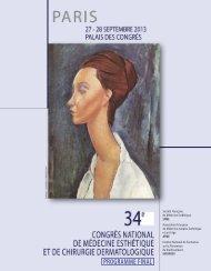 Société Française de Médecine Esthétique. SFME ... - Afme