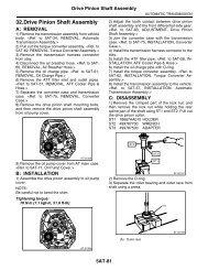 List of Diagnostic Trouble Code pdf
