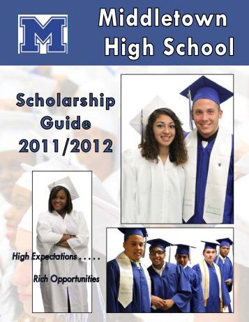 MHS Scholarships - Middletown City School District