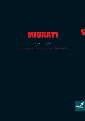 Jaarverslag migratie 2007_NL_def - Centrum voor gelijkheid van ...