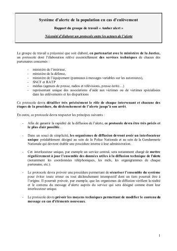 Lire le rapport - 629.9 kOctets - PDF - Presse - Ministère de la Justice