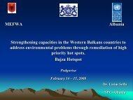 bajza 435.54 Kb - Western Balkans Environment Programe