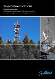 Telecommunications - Africa Com