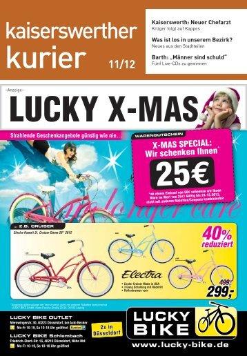 Kaiserswerther Kurier - AZ Magazin Düsseldorf
