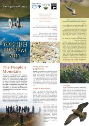 discoveringbritain/more info documents/Wrekin Hillfort leaflet.pdf