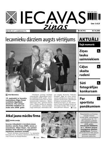 03.10.2008 (Nr.40)