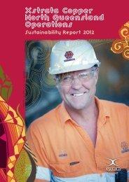 Xstrata Copper North Queensland 2012 - Mount Isa Mines