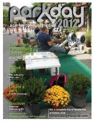 Park Day 2012 (pdf)