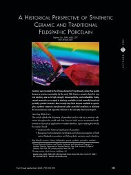 Clinical Article (PDF) - Heraeus