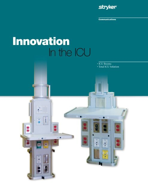Innovation In the ICU
