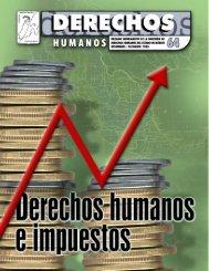 Derechos humanos e impuestos - codhem