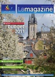 Le magazine de juin 2011 - Chateaubourg