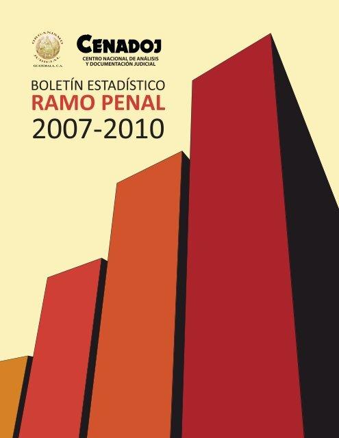 2007-2010 - Organismo Judicial