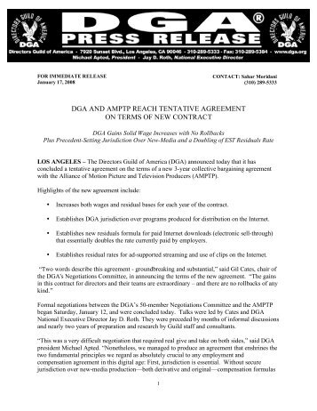 Underwriting Contract Agreement