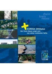 EUROGA 2002plus - Rhein-Kreis Neuss