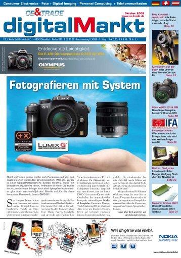 Fotografieren mit System