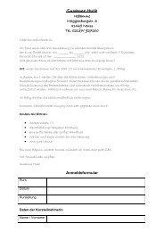 Rückbildung mit Susanne Huth Nicht barrierefrei, Flyer, PDF