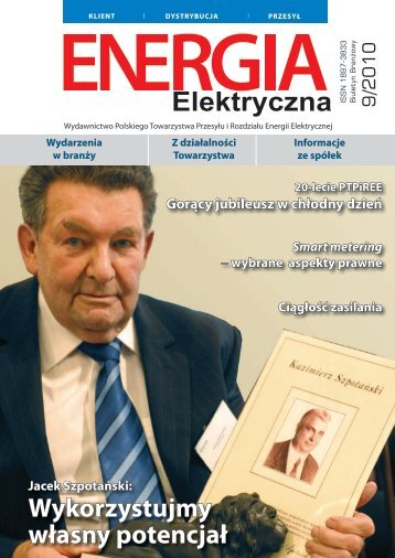 numer 9/2010 - E-elektryczna.pl