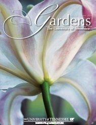 Spring/Summer 2010 - UT Gardens - The University of Tennessee