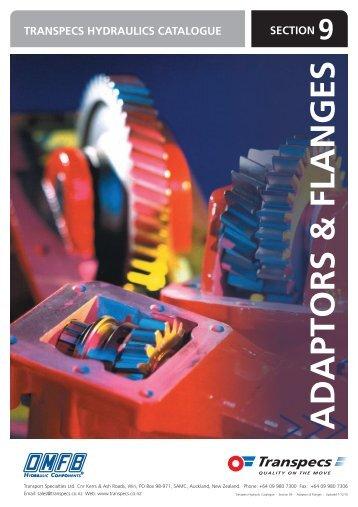 Adaptors & Flanges LR.pdf - Transpec