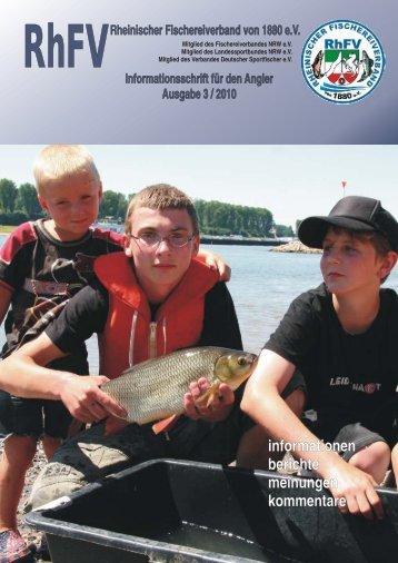 Verbandsjugend-Zeltlager 2010 - Rheinischer Fischereiverband von ...