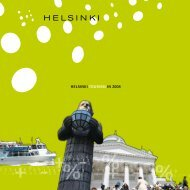 Development of Tourism in Helsinki in 2009, pdf-fil, 132 kb