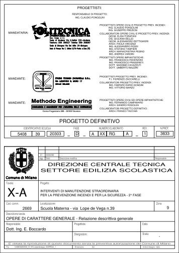 X A.pdf - Comune di Milano